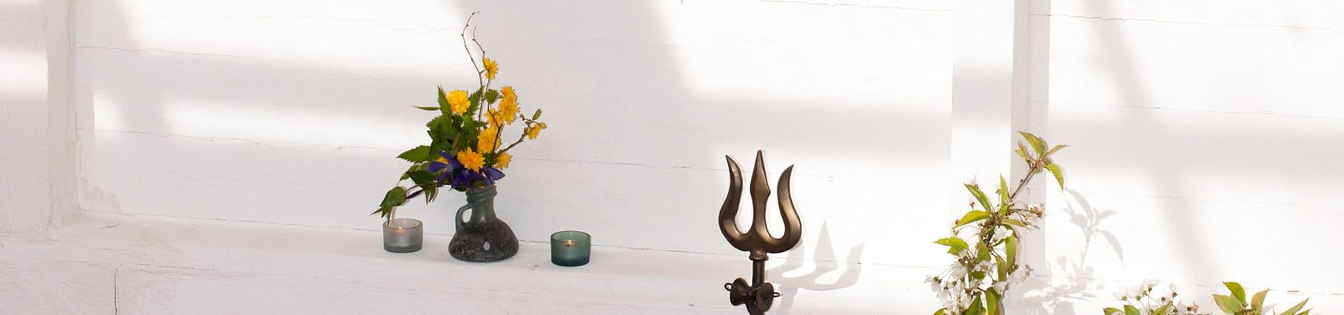 Meditations- und Seminarraum